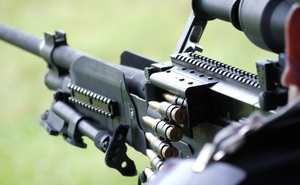 LWMMG - Thế hệ súng máy sử dụng loại đạn mới trên chiến trường hiện đại