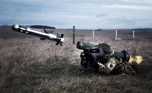 Ác mộng của quân ly khai miền Đông: Quân đội Ukraine đã có tên lửa chống tăng Javelin