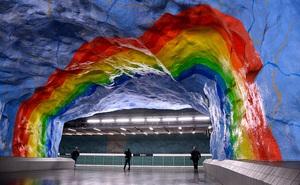 Những ga tàu điện ngầm có thiết kế độc đáo nhất trên thế giới