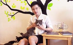 Hot boy chủ quán cafe thú cưng bị tố ngược đãi chó mèo, hét giá tiền chuộc nói gì?