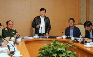 Lần thứ 5, Phó Thủ tướng triệu tập họp giải cứu Tân Sơn Nhất