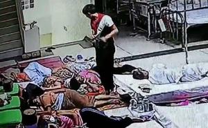 Đi chăm chồng điều trị trong bệnh viện, người phụ nữ bị kẻ trộm móc mất gần 30 triệu đồng