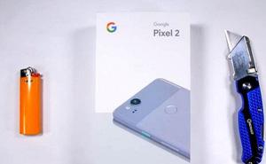 Tra tấn Google Pixel 2: Độ bền đáng thất vọng