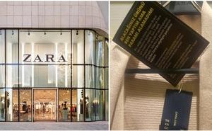 """Sự thật đằng sau vụ Zara bị người lao động tố quỵt tiền lương, gửi lời """"kêu cứu"""" trên nhãn quần áo"""
