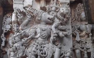 Đền Hoysaleswara: Bằng chứng về máy móc cơ khí thời cổ đại