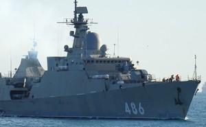 Tàu hộ vệ tên lửa Gepard thứ 3 đã chính thức mang tên đại danh tướng nổi tiếng bậc nhất VN