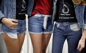 Mù đường không còn là vấn đề khi bạn mặc chiếc quần jeans này ra ngoài