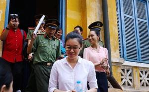 Hoa hậu Phương Nga, Thùy Dung được tại ngoại, dừng xét xử để điều tra bổ sung