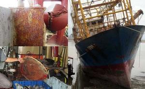 Công ty đóng tàu dùng thép Trung Quốc thay cho thép Nhật, Hàn tiếp tục bị tố tại Thanh Hóa