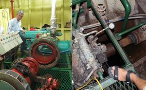 Công ty bị Phó Chủ tịch tỉnh nói mị dân xin thay lại máy chính hãng cho tàu của ngư dân