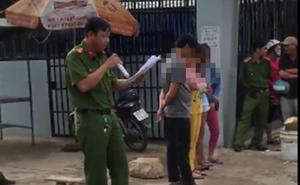 Xôn xao sự việc công an đọc công khai quyết định xử phạt người mua, bán dâm giữa phố