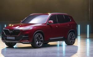Bộ đôi SUV và sedan của VinFast sẽ được trang bị động cơ mạnh mẽ