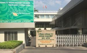 Xem xét lại hình thức kỷ luật đối với Tổng Giám đốc Tổng Công ty Nông nghiệp Sài Gòn