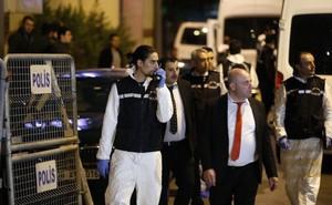 Cảnh sát tìm thấy bằng chứng nhà báo Khashoggi bị giết hại ở lãnh sự quán Ả rập Saudi
