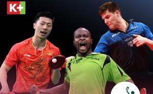 ITTF Men's World Cup 2018: Giải đấu không thể bỏ qua của bóng bàn thế giới