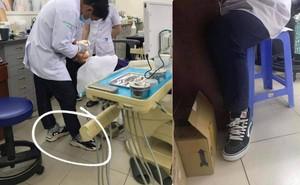 12 đôi giày hàng hiệu trong 12 tấm ảnh của bác sĩ, tấm cuối gây ngạc nhiên cho tất cả