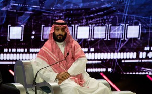 """Tham vọng tỉ đô của thái tử Ả Rập Saudi """"điêu đứng"""" vì cái chết của Khashoggi"""