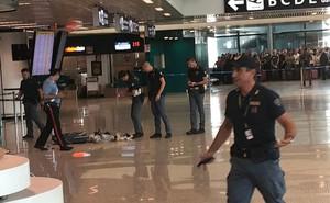 Tưởng có bom, cảnh sát Ý cho nổ chiếc vali rồi chưng hửng với thứ bên trong
