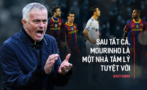 Trong mớ hỗn loạn Man United, vẫn còn lý do để tin Mourinho sẽ vực được Quỷ đỏ dậy