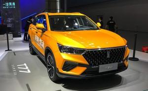 SUV300 triệu đồng trang bị trợ lý ảothông minh của Trung Quốc gây sốt tại Triển lãm ôtô Quảng Châu 2018