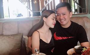 Loạt ảnh tình tứ của Giang Hồng Ngọc và bạn trai doanh nhân giữa nghi án bầu bí