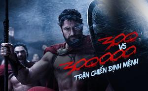 Có thật chỉ với 300 chiến binh, người Sparta có thể cầm chân được 300.000 quân địch?