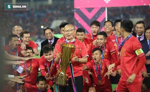 CĐV Thái Lan xấu hổ: May mà thua ở bán kết chứ chung kết gặp Việt Nam lại càng bẽ mặt!