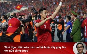 12 câu bình luận đáng nhớ của BLV Biên Cương và đồng nghiệp trong trận chung kết AFF Cup