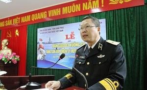 Quân chủng Hải quân: Tiếp nhận 3 xuồng CQ tặng bộ đội Trường Sa
