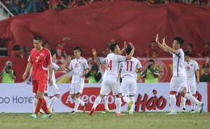 Việt Nam 1-1 Triều Tiên: Triều Tiên gỡ hòa với siêu phẩm đá phạt