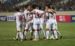KẾT THÚC: Việt Nam giành chiến thắng 4-2 trước Philippines