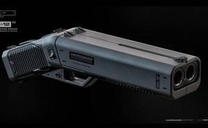 """Chiêm ngưỡng """"Kẻ trừng phạt"""" - mẫu súng shotgun cưa nòng siêu đẹp"""