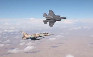 F-16 bị hạ, KQ Israel cấp tốc tung át chủ bài tiêm kích tàng hình F-35I Adir tham chiến?