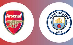 Box TV: Xem TRỰC TIẾP Arsenal vs Man City (23h30)