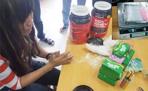 """Phát hiện chiêu """"cực độc"""" chuyển ma túy từ nước ngoài vào Việt Nam"""