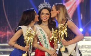Hành trình đăng quang Hoa hậu Chuyển giới Quốc tế của Hương Giang