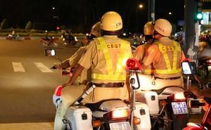 CSGT tuần tra ban đêm được bồi dưỡng tối đa 100.000 đồng/người