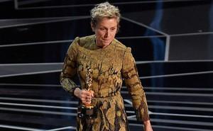 Nữ diễn viên chính xuất sắc nhất bị trộm mất tượng vàng Oscar khi vừa thắng giải