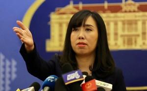 Việt Nam quan ngại về cuộc tấn công của liên quân Mỹ, Anh, Pháp vào Syria