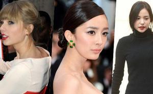 """Sở hữu nhan sắc và thần thái hạng A showbiz, nhưng Taylor Swift - Dương Mịch - Min Hyo Rin đều có cùng một """"góc chết""""?"""