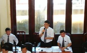 Luật sư Nguyễn Tiến Thủy: Chưa đủ căn cứ để buộc tội Trần Văn Sơn!