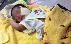 Vụ bé trai sơ sinh bị chôn sống: Bà ngoại tự tay cứu cháu mình mà không hay biết