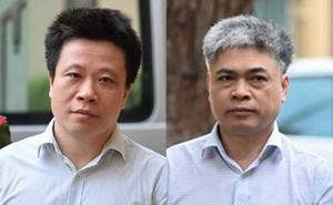 Y án tử hình Nguyễn Xuân Sơn, Hà Văn Thắm bị tuyên chung thân