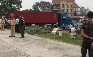 Phát hiện thi thể người đàn ông bị bê tông đè ở cạnh đường đê