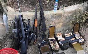 Hai tên tội phạm cuối cùng cố thủ trong nhà trùm ma túy ở Lóng Luông đã chết