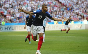 Pháp 4-3 Argentina: Chiến thắng nghẹt thở của Pháp trong ngày Mbappe tỏa sáng