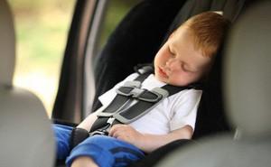 Đậu ô tô ngoài trời nắng: Nguy cơ sốc nhiệt đến tử vong cho trẻ nhỏ