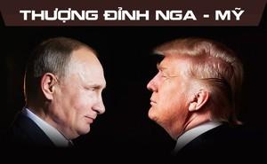 """Cựu đại sứ Mỹ căn dặn ông Trump 4 điều """"cấm kị"""" khi gặp Tổng thống Putin"""