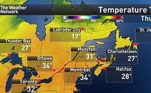 Nắng nóng bất thường ở Canada và Nhật Bản gây hậu quả nghiêm trọng