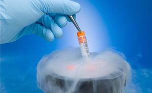Hà Nội: Kỳ diệu bé trai chào đời khỏe mạnh từ trứng và tinh trùng đông lạnh của bố mẹ